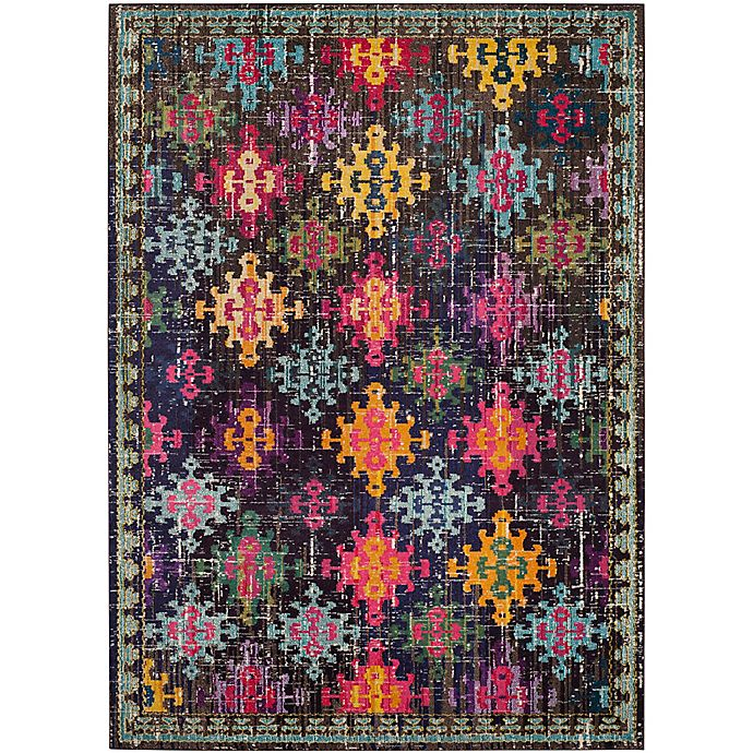 Alternate image 1 for Safavieh Monaco Patchwork 9-Foot x 12-Foot Multicolor Area Rug