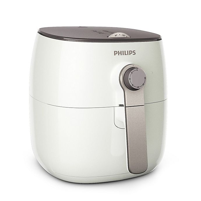 Alternate image 1 for PhilipsVivaTurboStar™ Air Fryer in White