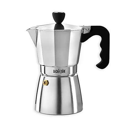 La Cafetiere 6-Cup Classic Espresso Maker