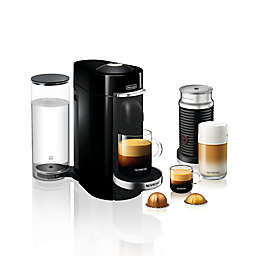 Nespresso® by De'Longhi Vertuo Plus Deluxe with Aeroccino