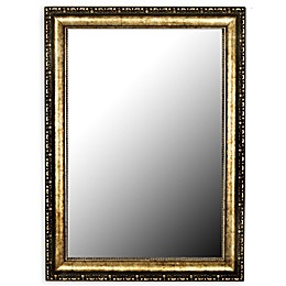 Hitchcock-Butterfield Tibetan Silver-Aged 24-Inch x 60-Inch Wall Mirror in Gold