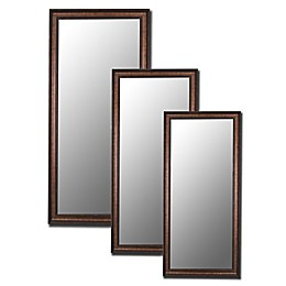 Hitchcock-Butterfield Antique Italo Mirror in Copper