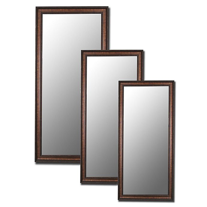 Alternate image 1 for Hitchcock-Butterfield Antique Italo Mirror in Copper