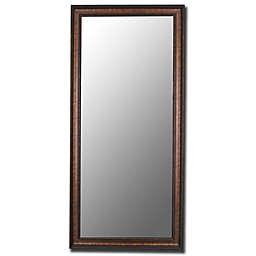 Hitchcock-Butterfield 19-Inch x 37-Inch Antique Italo Mirror in Copper