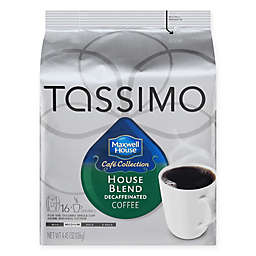 Maxwell House 16-Count Decaf Medium House Blend T DISCS for Tassimo® Beverage System