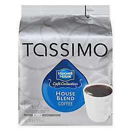 Maxwell House Medium House Blend T DISCS for Tassimo® Beverage System 16-Count