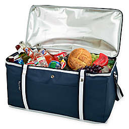 Picnic at Ascot Bold Collection 72-Can Folding Cooler