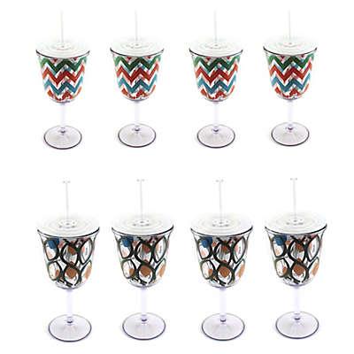 BergHOFF® Acrylic Wine Glasses (Set of 8)