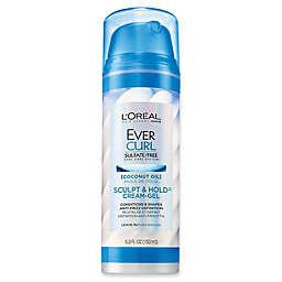 L'Oréal® Paris 5 oz. Hair Expert EverCurl Sculpt & Hold Cream-Gel