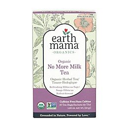 Earth Mama Angel Baby® 16-Count No More Milk Tea