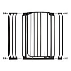 Dreambaby® Chelsea Tall Auto Close Stay Open Security Gate Value Pack in Black