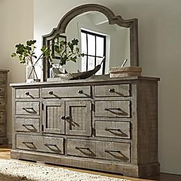 Meadow Dresser in Weathered Grey