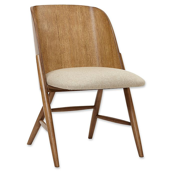 Alternate image 1 for INK+IVY® Curtis Dining Chair in Pecan