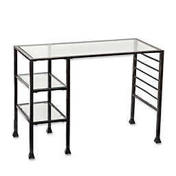 Southern Enterprises Writing Desk in Black