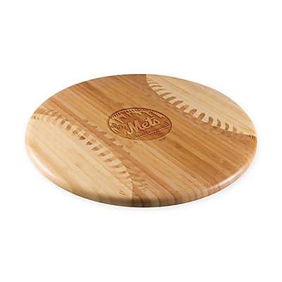 MLB New York Mets Homerun! 12-Inch Bamboo Cutting Board
