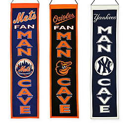 MLB Man Cave Banner Collection