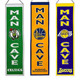 NBA Man Cave Banner Collection