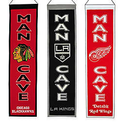 NHL Man Cave Banner Collection