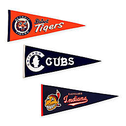 MLB Cooperstown Pennant Collection