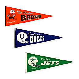 NFL Throwback Pennant Collection