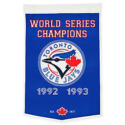 Toronto Blue Jays World Series Championship Banner