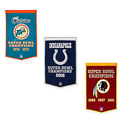 NFL Heritage Banner Collection