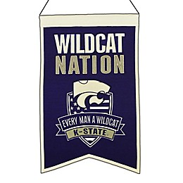 Kansas State University Nation Banner