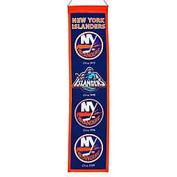 NHL New York Islanders Heritage Banner