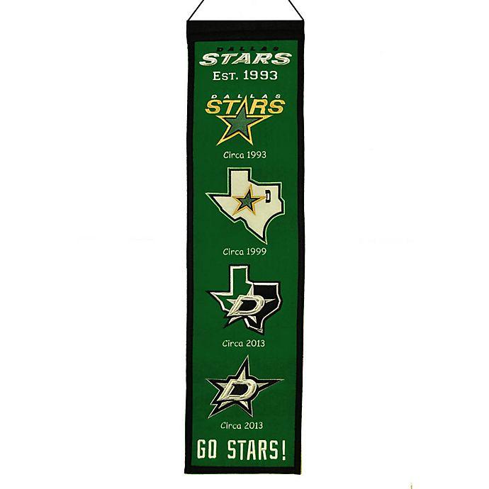 Alternate image 1 for NHL Dallas Stars Heritage Banner