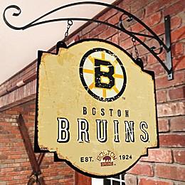 NHL Boston Bruins Tavern Sign