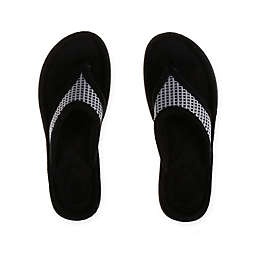 Therapedic® Small Women's Thong Slipper in Grey