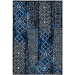 Safavieh Adirondack 6-Foot x 9-Foot Area Rug in Silver