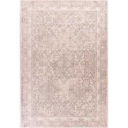 Bob Mackie Home Vintage Damascus 3.25-Foot x 5-Foot Area Rug in Ivory