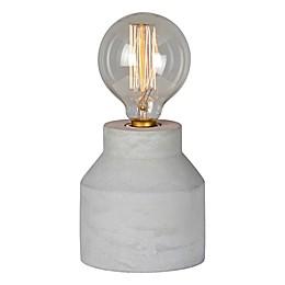 Soleil Table Lamp in Light Grey