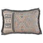 Croscill® Ansonia Boudoir Throw Pillow in Grey
