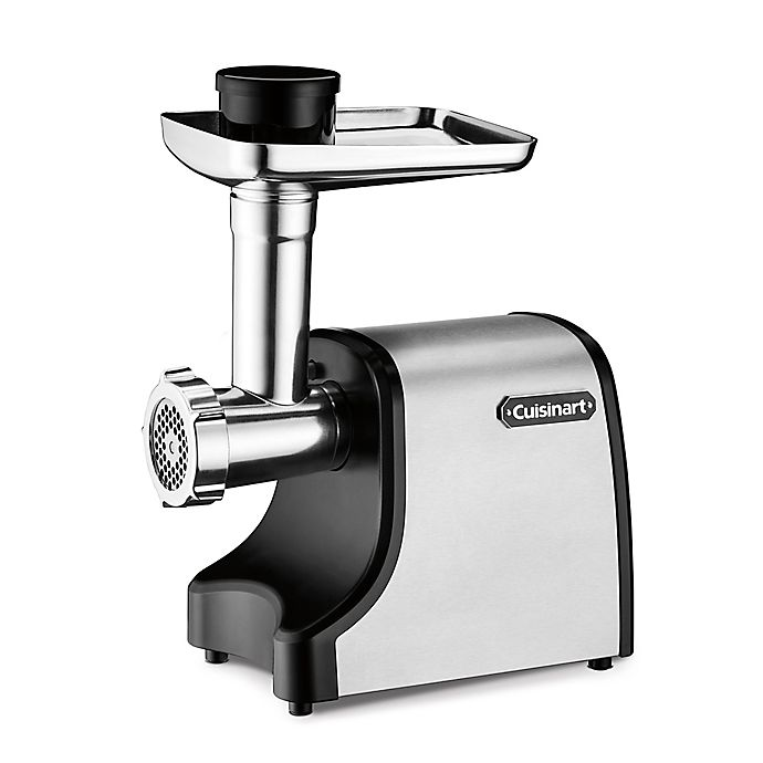 Alternate image 1 for Cuisinart® Meat Grinder in Stainless Steel