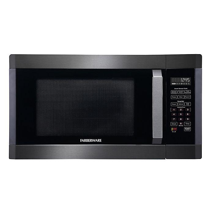 Farberware 1 6cu Ft Microwave Oven
