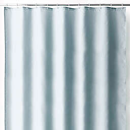 Wamsutta® Fabric Shower Curtain Liner with Suction Cups