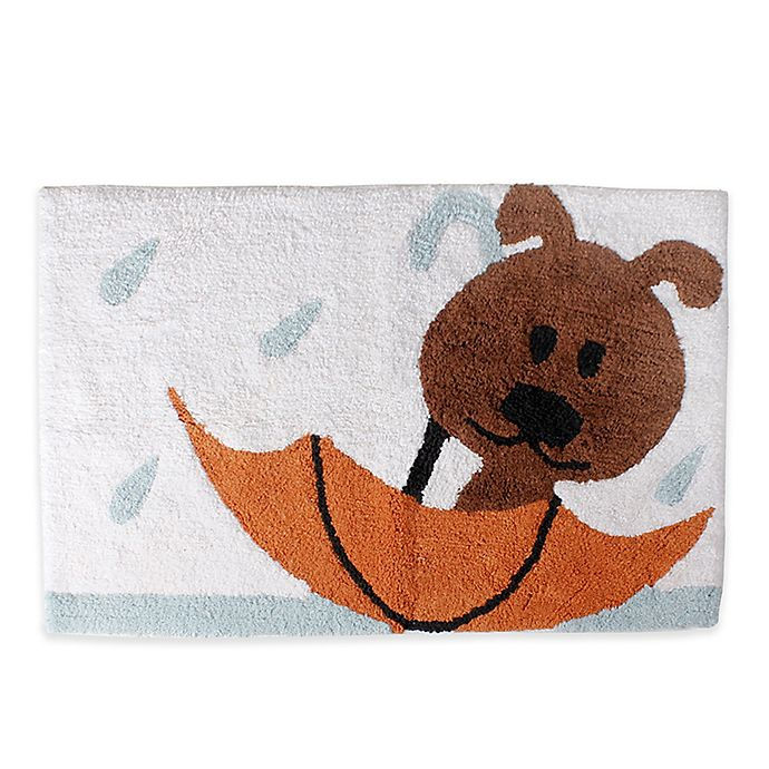 Saturday Knight Raining Cats And Dogs Bath Rug Bed Bath