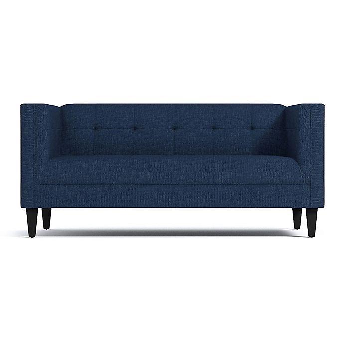 Alternate image 1 for Kyle Schuneman For Apt2B Pacific Mini Apartment Sofa in Navy