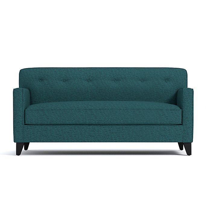 Alternate image 1 for Kyle Schuneman for Apt2B Harrison Apartment Sofa in Biloxi Blue