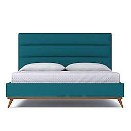 Kyle Schuneman for Apt2B Cooper Upholstered Bed