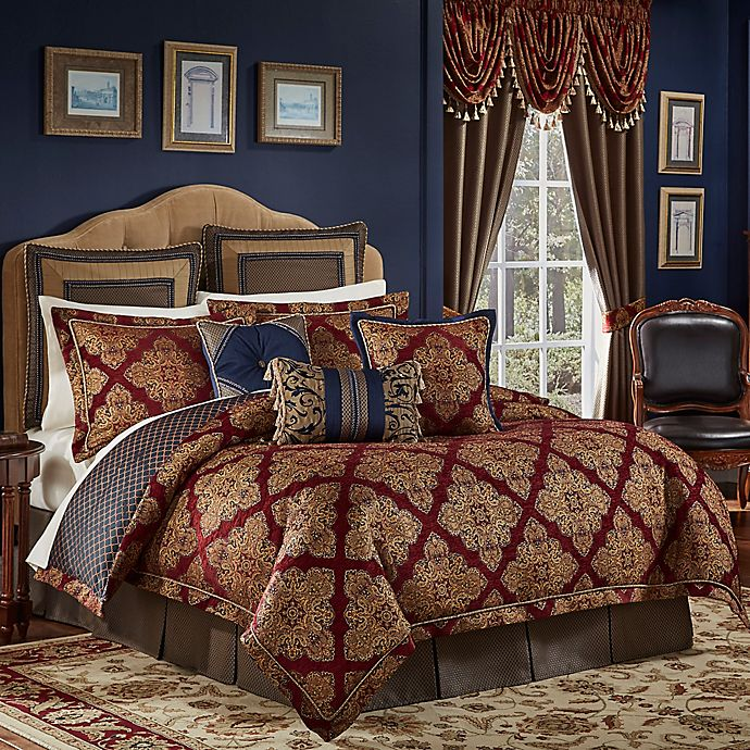 Croscill 174 Sebastian Comforter Set Bed Bath Amp Beyond