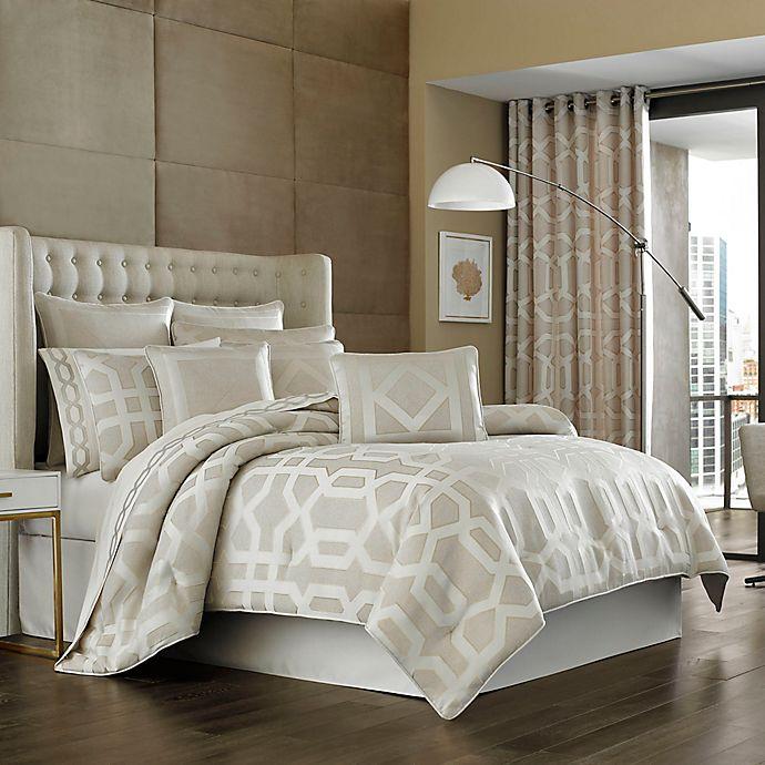 J Queen New York Kingsgate Comforter, J Queen New York Bedding Kingsgate