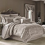 J. Queen New York™ Sicily Queen Comforter Set in Pearl