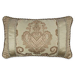 Austin Horn Classics Prosper Oblong Boudoir Pillow in Copper/Gold