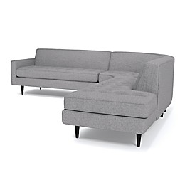 Kyle Schuneman for Apt2B Monroe 3-Piece Right Sectional Sofa