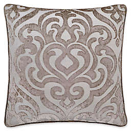 J. Queen New York™ Sicily Square Throw Pillow in Pearl