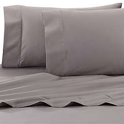Wamsutta® Dream Zone® PimaCott® 750-Thread-Count Twin XL Sheet Set in Charcoal