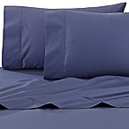 Wamsutta® Dream Zone® 750-Thread-Count PimaCott® Queen Sheet Set in Blue Jean